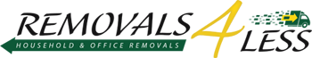 Removals 4 Less Logo